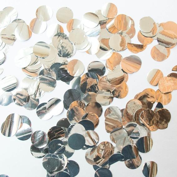 Confetti Circular En Bolsita