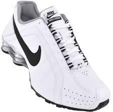 Tenis Nike Shox Junior Masculino