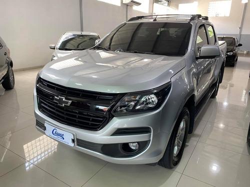 S10 Lt 2019/2020 Prata Automático Diesel 4x4 Completo
