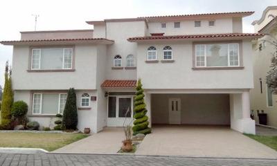 Casa En Residencial La Providencia Metepec