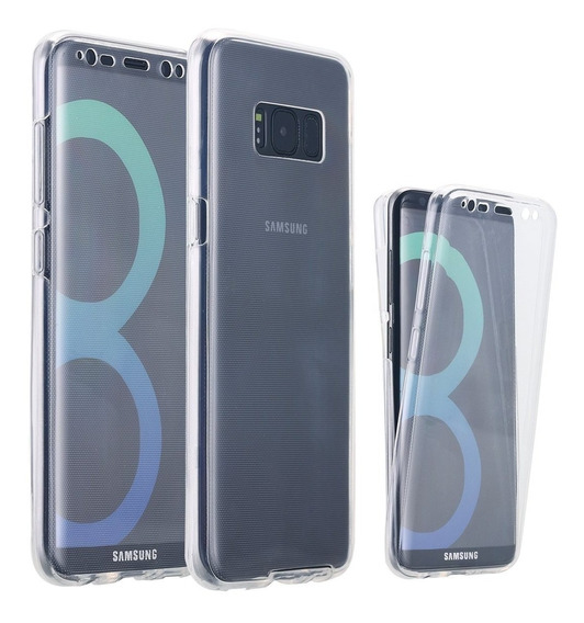 Funda 360 Tpu Samsung S7 Edge S8, S9 Plus J7 2016 Pro Prime