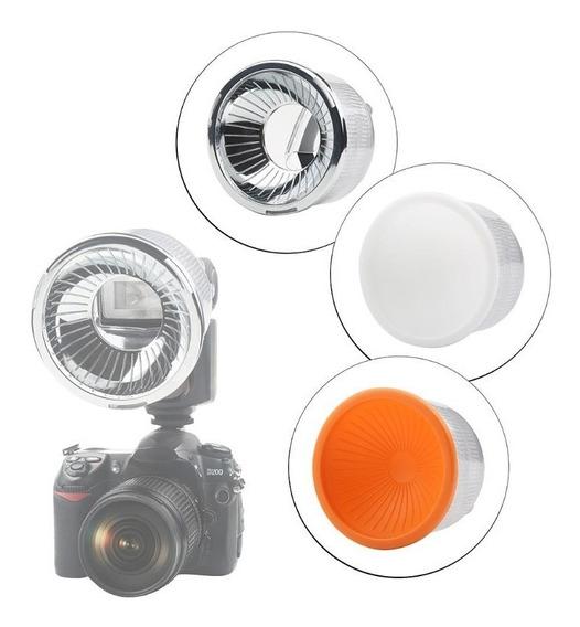 Difusor Lambency Universal P/ Flash Nikon Canon Yongnuo Etc