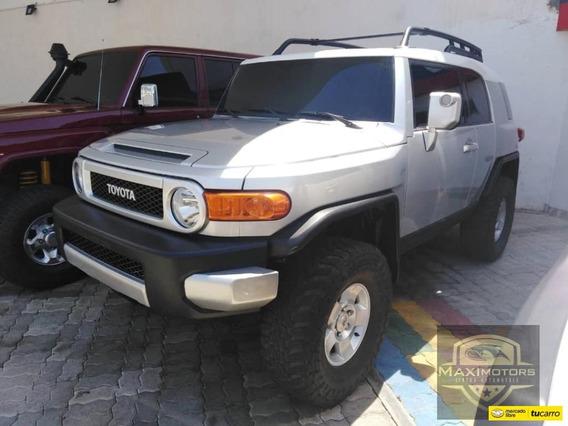 Toyota Fj Cruiser Automatica 4x4
