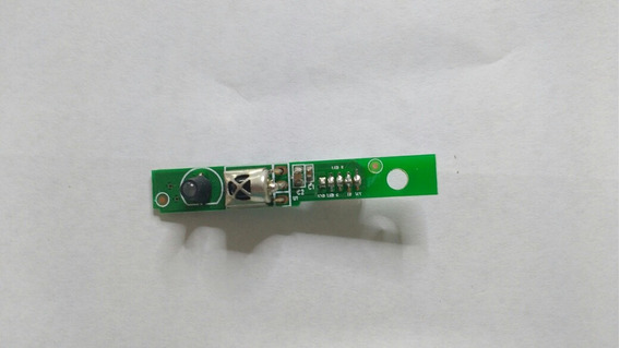 Placa Sensor Do Remoto Tv Satellite At-32d
