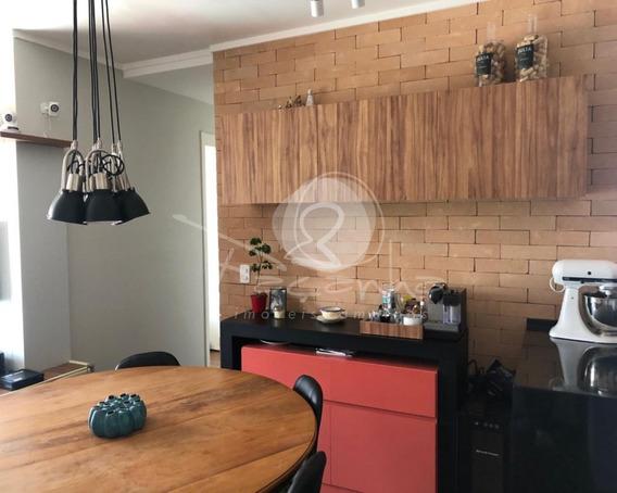 Apartamento A Venda No Taquaral Em Campinas - Imobiliária Em Campinas - Ap03254 - 34670098