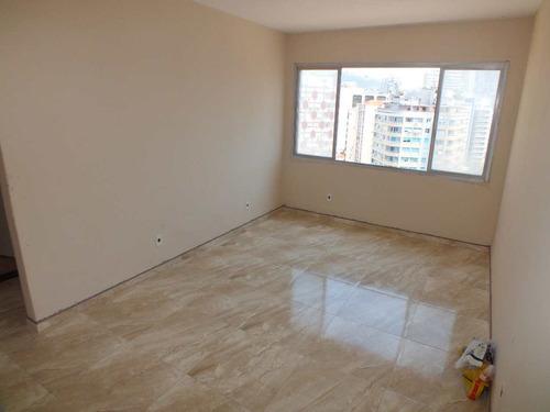 Apartamento Com 2 Dorms, Gonzaga, Santos - R$ 399 Mil, Cod: 1527 - V1527