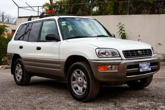 Toyota Rav4 Año 2000 Blanco