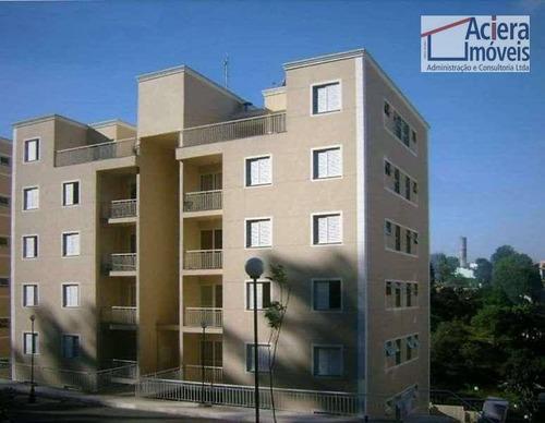 Imagem 1 de 27 de Resort Da Granja - Ótimo Apto 2 Dorms Em Condomínio Seguro E Com Lazer! - Ap0474