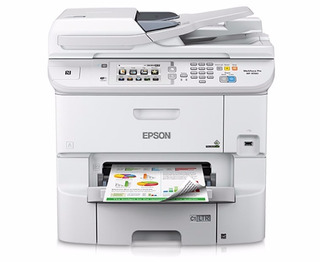 Multifuncion Epson Workforce Pro Wf-6590dwf