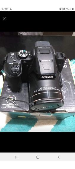 Cámara Nikon Coolplix B700