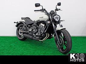 Kawasaki Vulcan S Abs Custom 16/17 0km - Branco