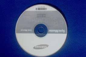 Cd Original Pc Sync Master Samsung Manual E Driver Monitor