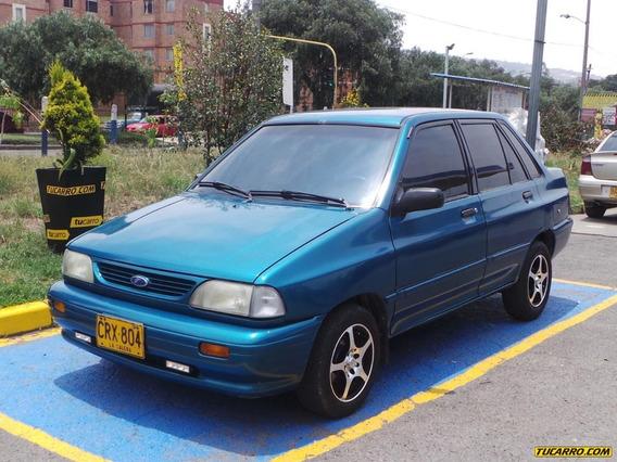 Ford Festiva Mt 1300 Cc Aa