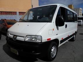 Peugeot Boxer Minibus 15/20 Lugares Completa C/ Ar N~ducato