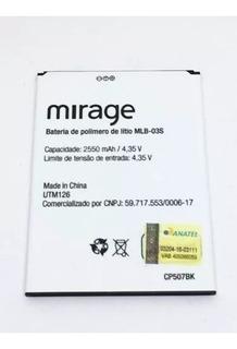 Bateria Multilaser Ms55 Mlb-03s 2550mah Original