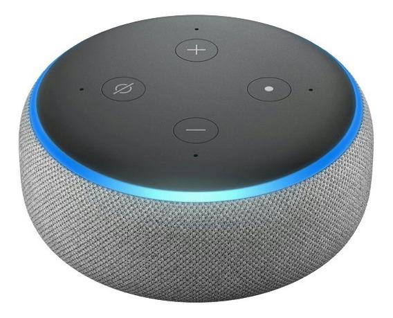 Smart Speaker Echo Dot 3 Geração Amazon Alexa Original