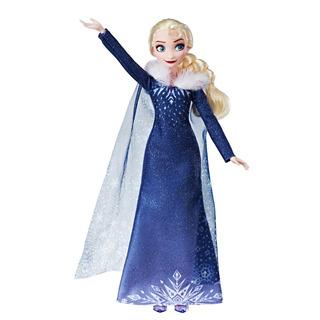 Muñeca Elsa De Disney Frozen Olaf: Otra Aventura Congelada