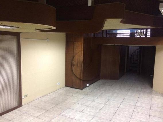 Loja À Venda, 50 M² Por R$ 200.000,00 - Centro - Santo André/sp - Lo0021