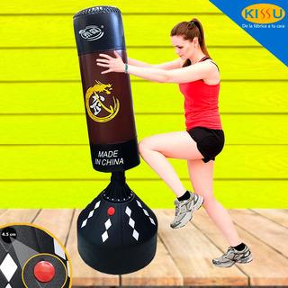 Saco De Boxeo De Base Artes Marciales Kickboxing Karate Mma