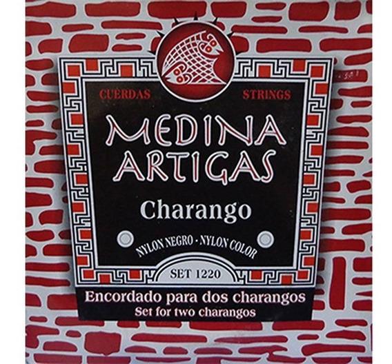 Encordado Charango M.artigas Nylon Mod Set1220