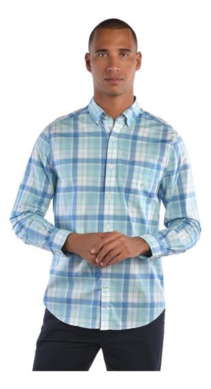 Camisa Nautica W92207 Hombre