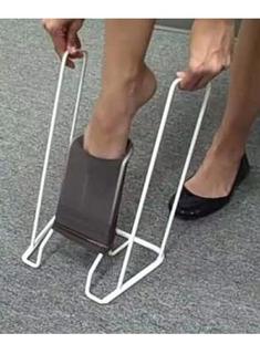 Calçador Para Meia De Compressão E Normais