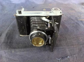 Camera Fole Voigtlader Alemã Antiga Fotografica