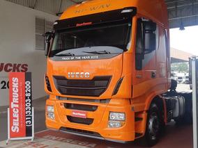 Iveco Stralis Hi Way 480 Top 6x2= Fh = Axor = Scania