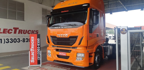 Iveco Stralis Hi Way 480 Top 6x2= Fh = Axor = Scania