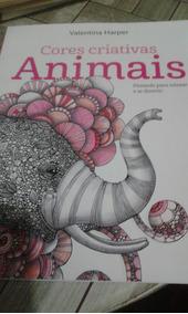 Pintar Animais - Terapia - Frete Grátis