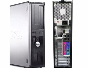 Dell Core 2 Duo 2.93ghz Hd 80gb 2gb Ddr2 Oferta