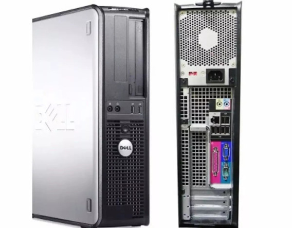 Cpu Dell Dual Core Hd 160gb 2gb Ddr2 C/ Wifi Oferta