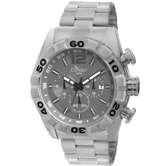 Relógio Condor Masculino Covd33ab/3c C/ Garantia E Nf