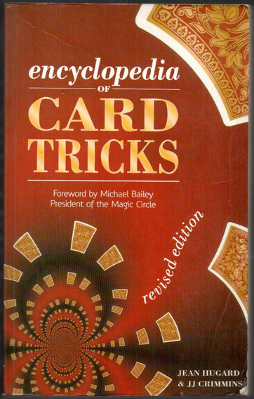 Encyclopedia Of Card Tricks - Jean Hugard