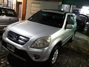 Honda Cr-v Ex 4x4 Ex 4x4 Automatica