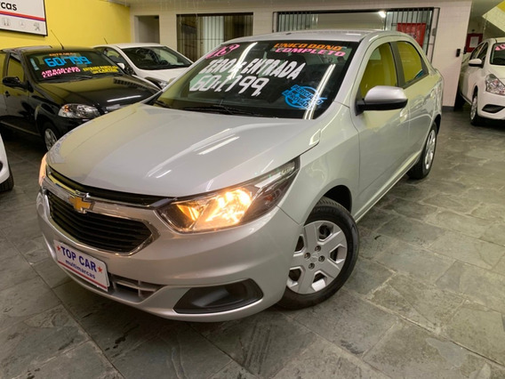 Chevrolet Cobalt 1.4 Lt 2018/2018 - Sem Entrada