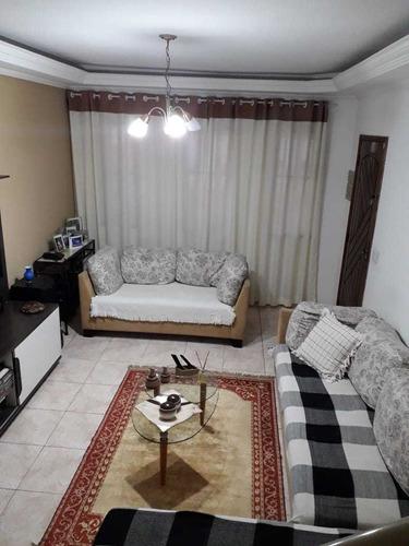 Casa Com 4 Dormitórios À Venda, 135 M² Por R$ 640.000 - Vila Melliani - Guarulhos/sp - Ca0004