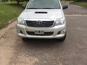 Toyota Hilux 2.5 Dc Dx Pack 4x2
