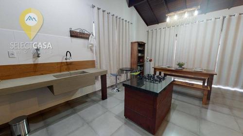 Chácara Com 2 Dormitórios À Venda, 1666 M² Por R$ 530.000,00 - Zona Rural - Alfredo Chaves/es - Ch0013