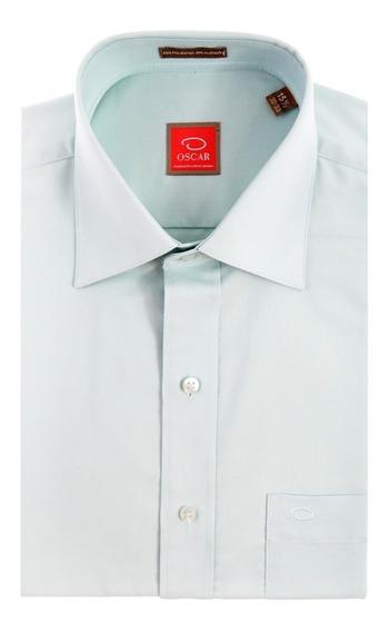 Camisa Vestir Oscar De La Renta Caballero Manga Larga 1029ce