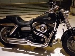 Harley Davidson - Fat Bob Impecável