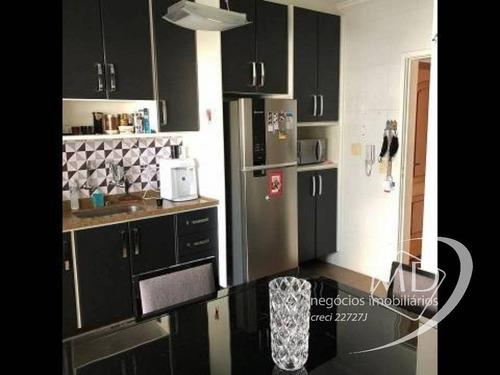 Imagem 1 de 10 de Venda Apartamento Sao Caetano Do Sul Santo Antônio Ref: 8734 - 1033-8734