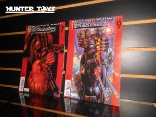 Ultimate Avengerer, Marvel Comics, En Español, Tel. 51393109