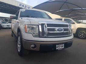 Ford Lobo Lariat 2012