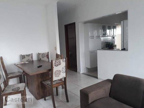 Casa Com 3 Dormitórios À Venda, 250 M² Por R$ 320.000 - Vila Orozimbo Maia - Campinas/sp - Ca2106