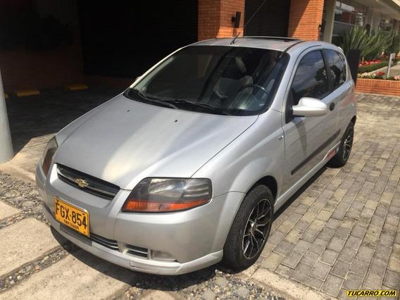 Chevrolet Aveo Gti 1.6cc Mt