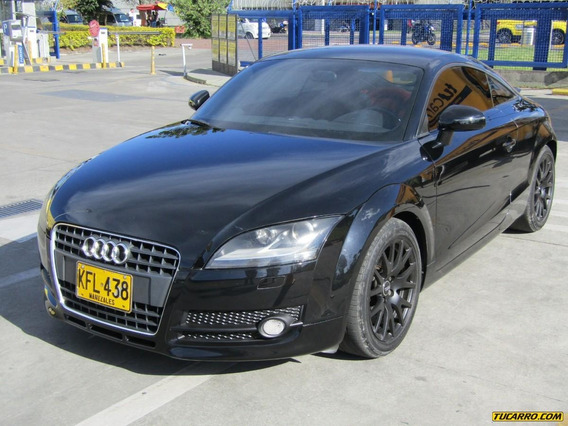 Audi Tt Turbo 2.0
