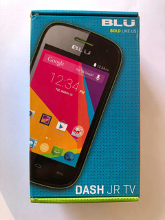 Celular Blu Dash Jr. Tv - Vitrine.
