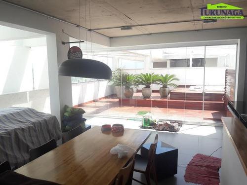 Cobertura Com 2 Dormitórios À Venda, 177 M² Por R$ 1.010.000,00 - Vila Galvão - Guarulhos/sp - Co0016