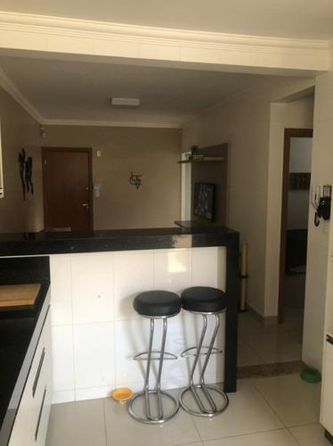Ótimo Apartamento 02 Quartos No Pedra Azul! - 4235